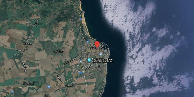 236 kvadratmeter stort kedjehus i Simrishamn sålt till nya ägare