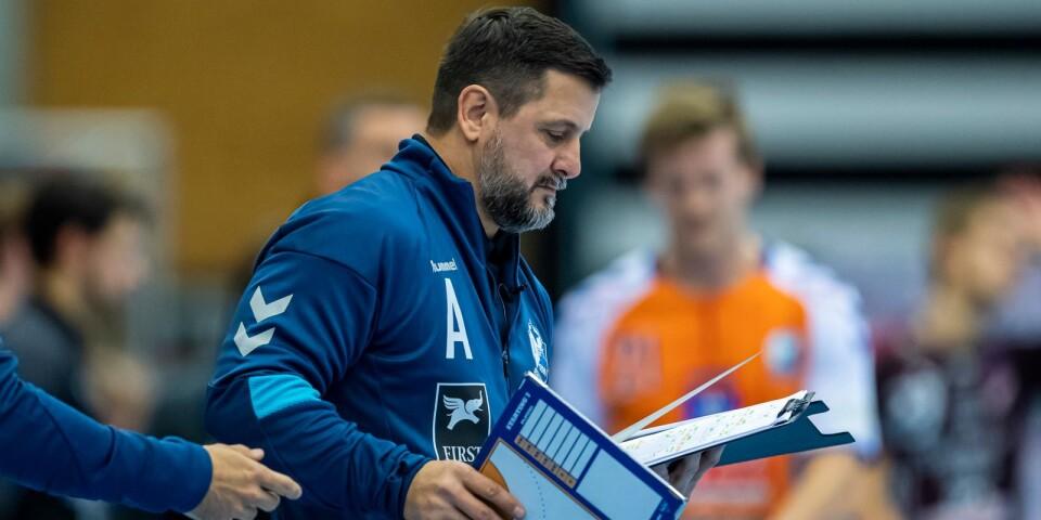 Ljubomir Vranjes ställde inte upp på någon intervju efter matchen.