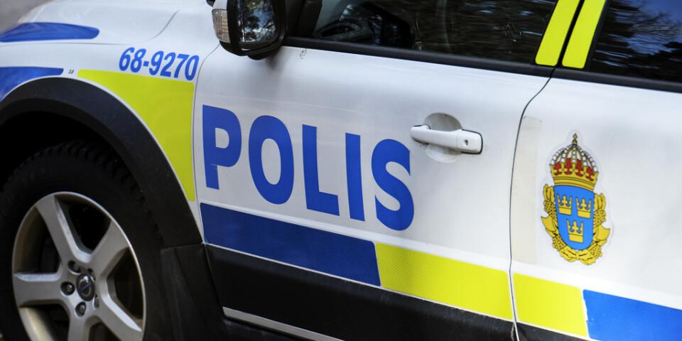 En polis i Örebro har anhållits misstänkt för våldtäkt. Arkivbild.