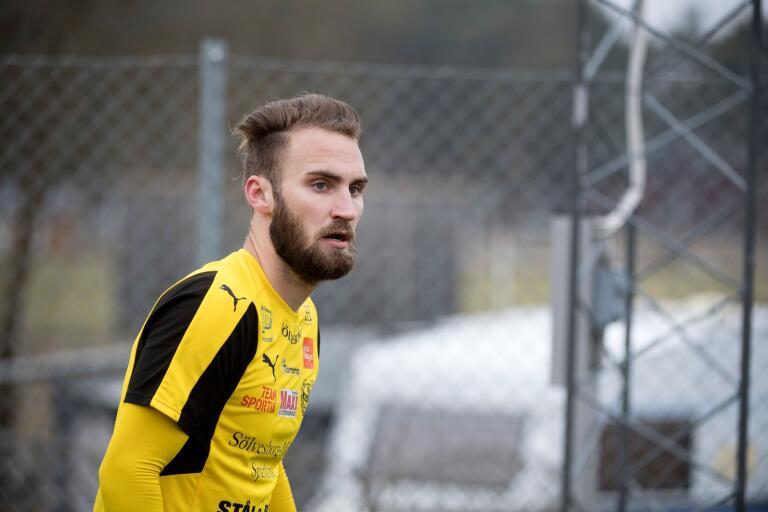 Oskar Sverrisson.