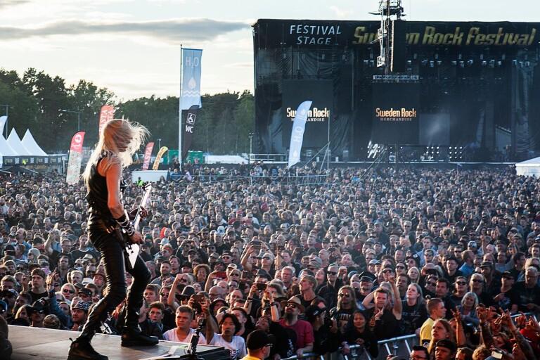 Sweden Rock Festival ställs in