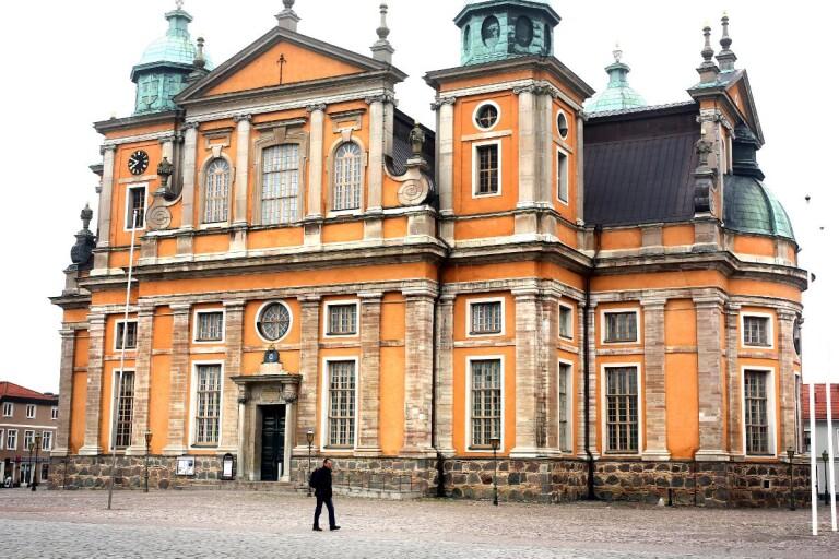 Martin Tunström: Må Gud bevara Växjö stift