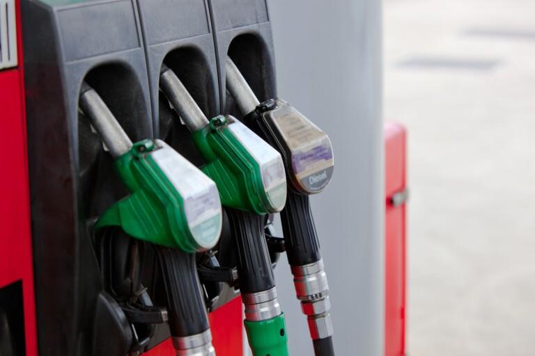 Fel bränsle i pumparna på Kalmarmack
