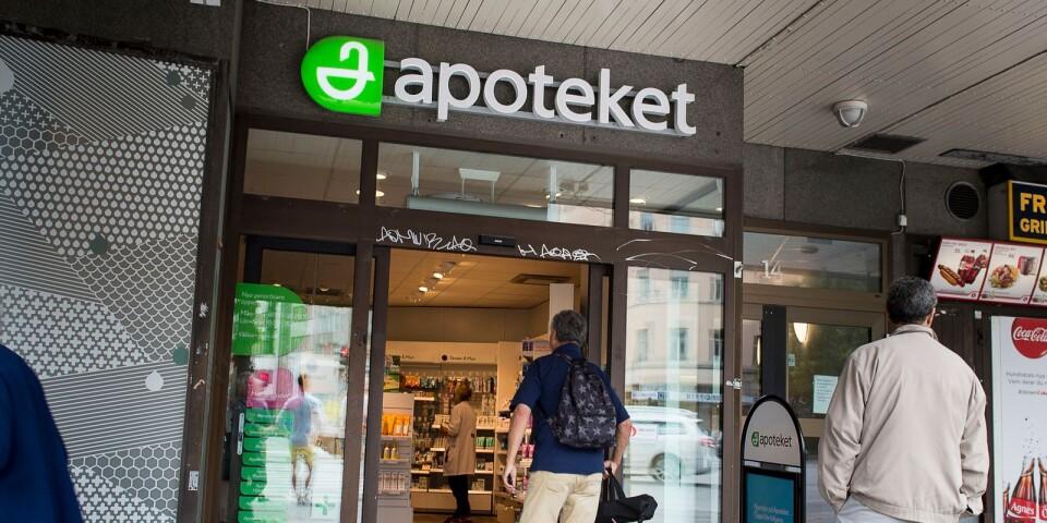 Olle Carls, logistikdirektör på Apoteket AB, tror att försörjningskedjan till såväl kunder som sjukvård är trygg även efter att Distansapoteket upphört.