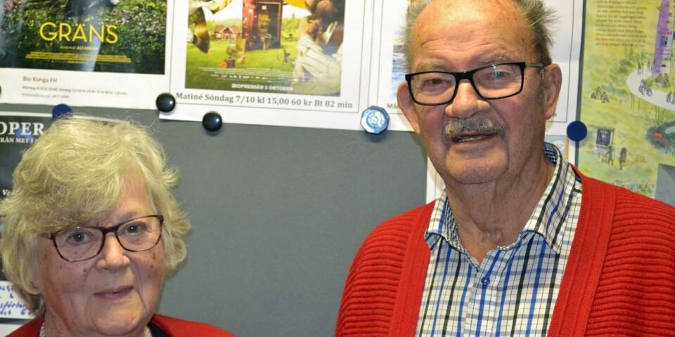 Lisa och Leif Håkansson har hyllats flera gånger. 2011 belönades deras arbete med Folkets Hus och Parkers utmärkelse Årets Bio och för tre år sedan blev de Mera Tingsryd-stipendiater.
