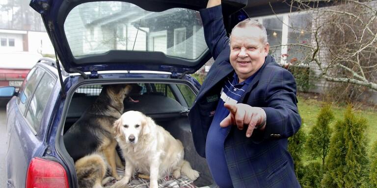 """""""Sheriffen i Ryd"""" har gått bort – blev rikskändis i tv-dokumentär"""