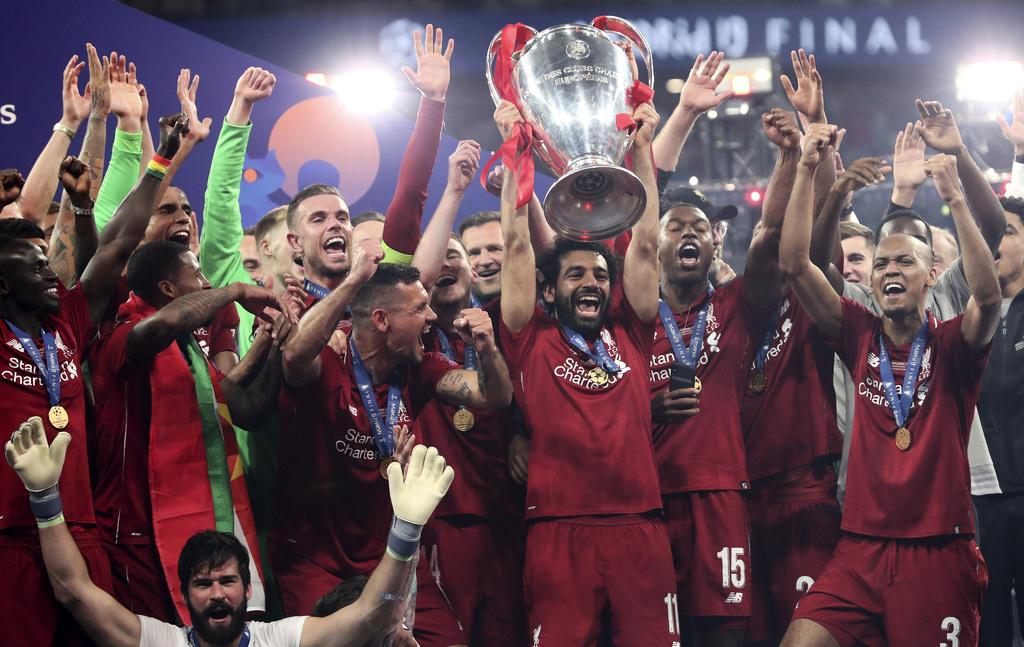Champions League-fotbollen till TV4/C More