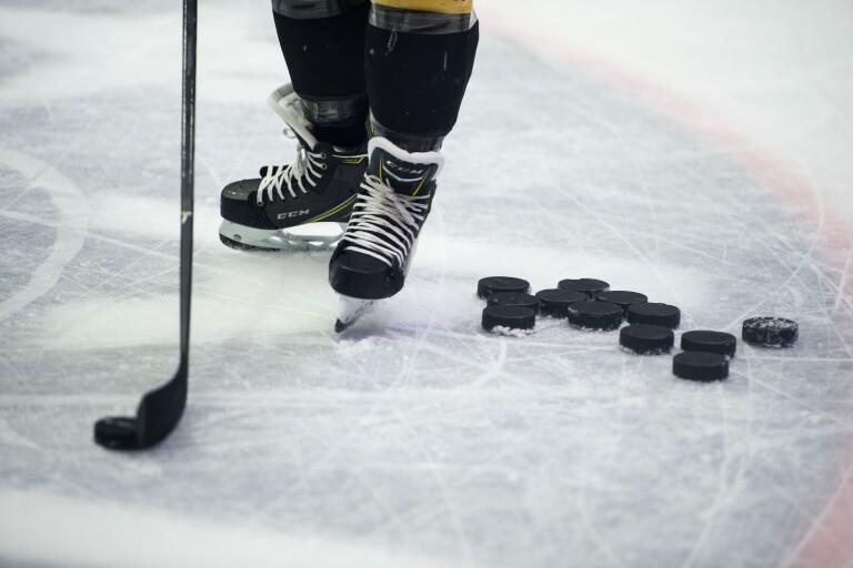 Ishockey: Även färdigspelat för ungdomarna