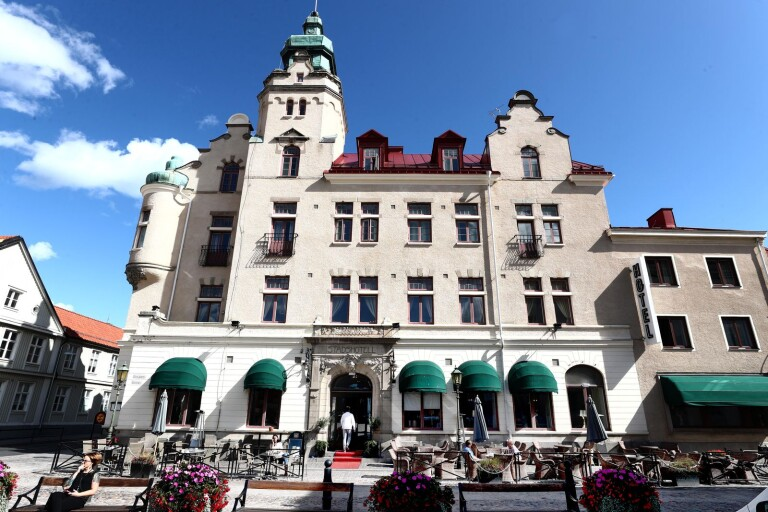 Högt tryck på Kalmars hotell – fullbokat i flera veckor