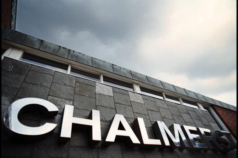 Chalmers tekniska högskola i Göteborg varslar 180 personer. Arkivbild.