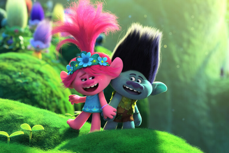 Filmrecension: Musikaliska troll roar fint