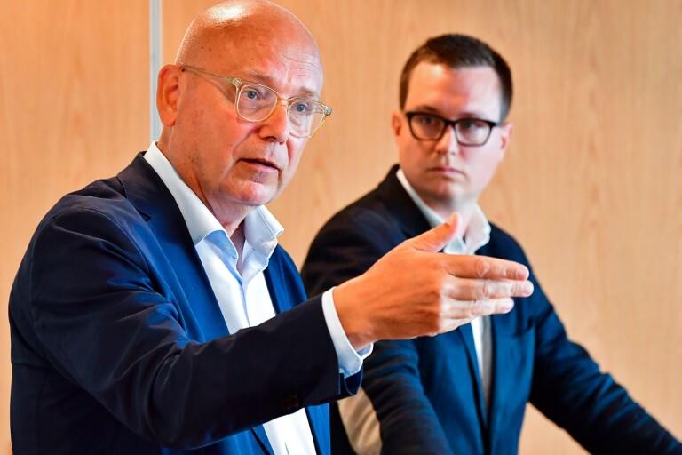 De som blundar hotar Sverige