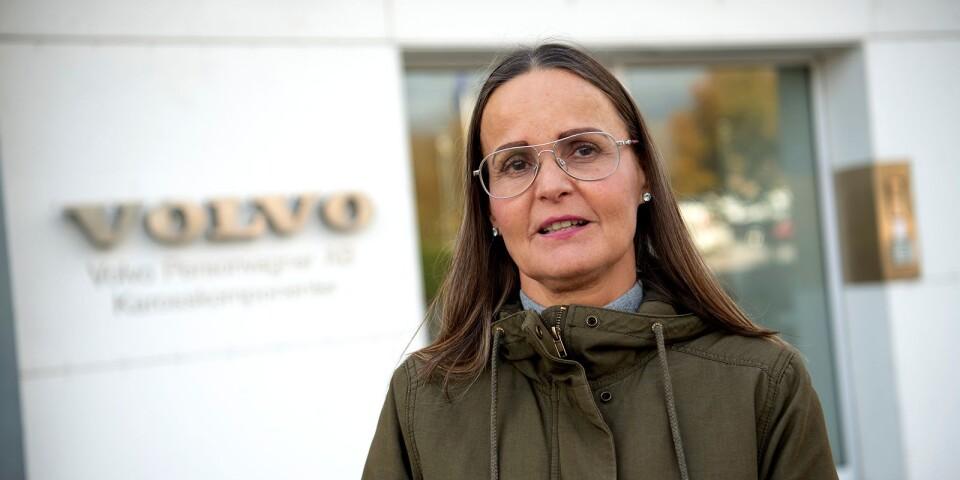 """""""Jag tycker att det var bra att metoo kom. Det behövdes"""", säger Maarit Torikka."""