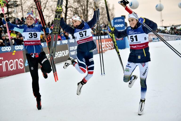 Skidor: Dubbel segrare i Ulricehamn – nu slutar norska stjärnan
