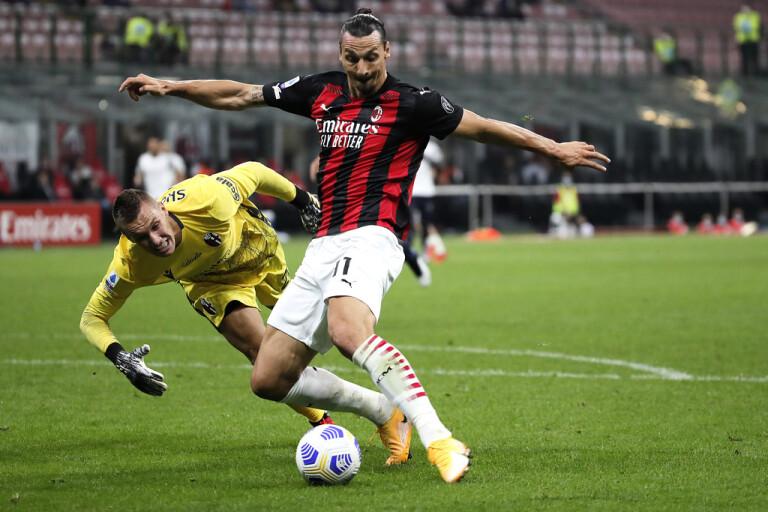 "Zlatan: ""Corona utmanade mig – dålig idé"""