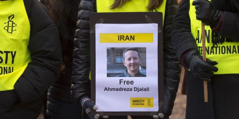 Guteland: Iran måste frige Djalali