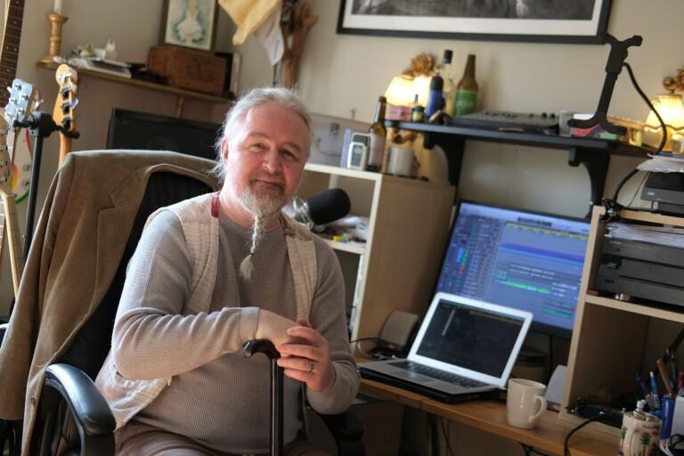 Musikexperiment tog fart i Tranemo – 35 musiker gjorde musik på nytt sätt