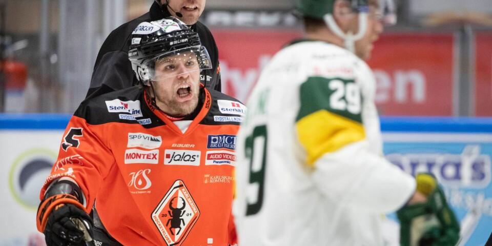 Mikael Kurki, Karlskrona HK.