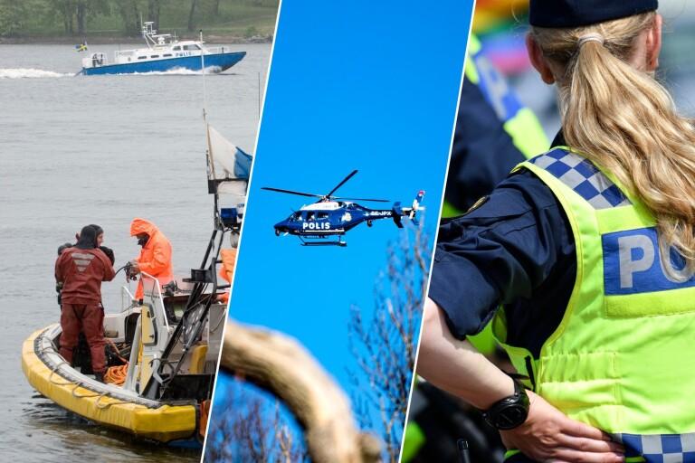 Helikopter och dörrknackningar – så försöker polisen hitta Mikael