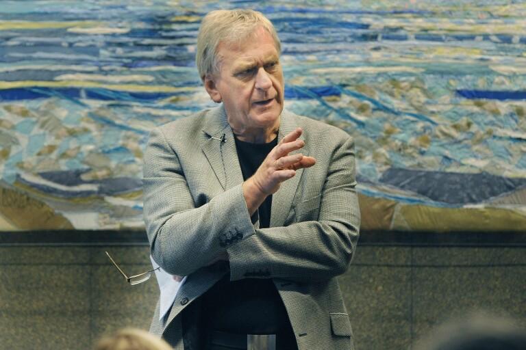 "Biolog Stefan Edman: ""Mycket positivt händer med klimatet"""