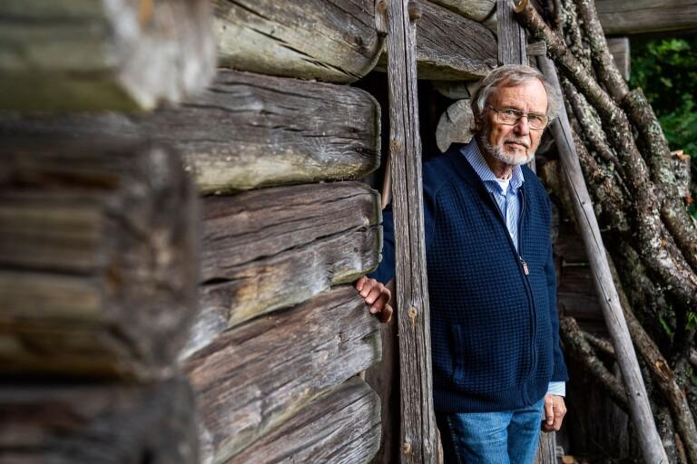 Björn Gidstam fann sin plats på jorden i Övre Aramo