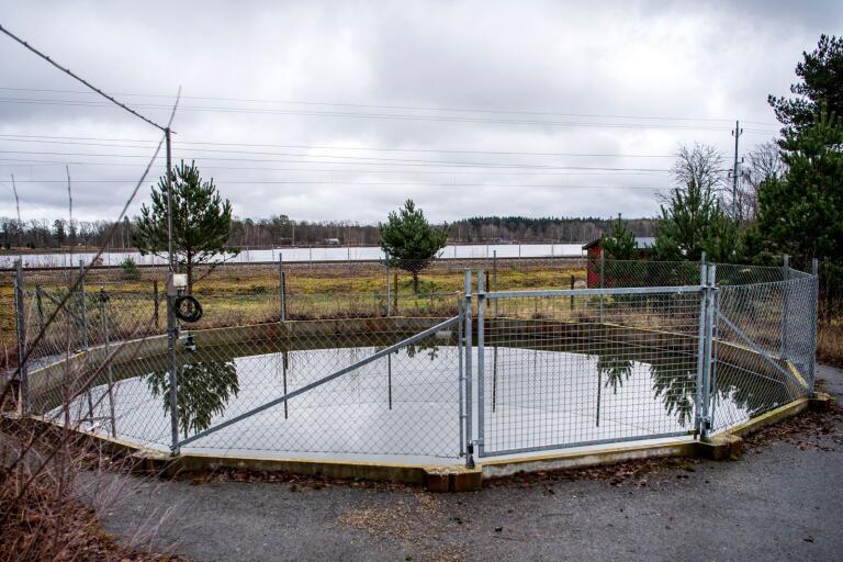 Reningsverket Holmsjö