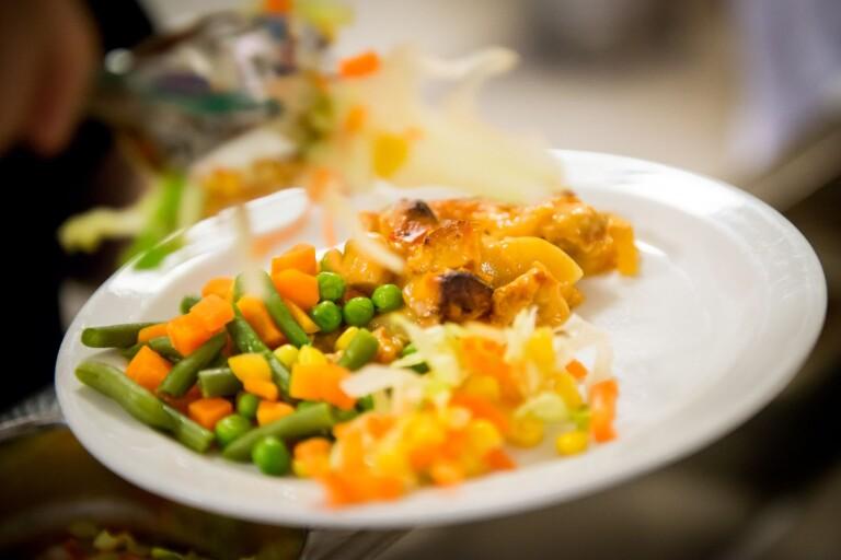 Ekologisk mat minskar på sjukhusen