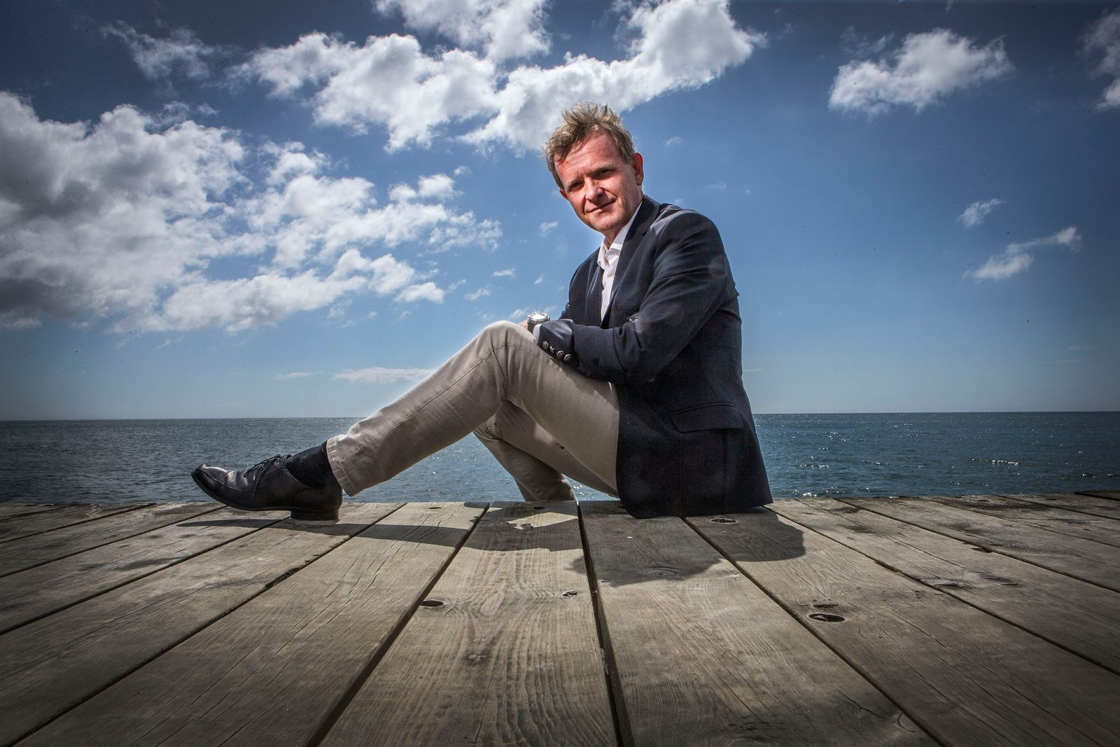 """""""Rent yrkesmässigt att vi får driva våra destinationer utan begränsningar när vaccinet börjar fungera. Det har varit tufft med """"näringsförbud"""" under snart ett år. Personligt att jag kan komma igång att spela padel efter en ganska långvarig knäskada. Och kanske slippa få pulshöjning varje gång regeringen ska ha en presskonferens."""" Anders Nilsson, Ystad Saltsjöbad.Anders Nilsson"""