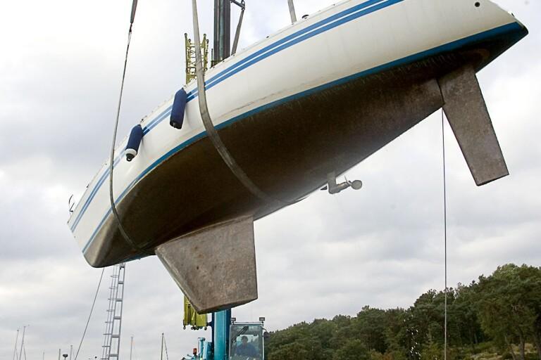 Båtklubb behöver mer plats