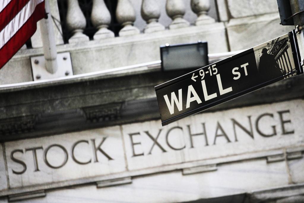 Wall Street: It-jättar steg på spretig börs