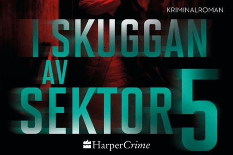 """""""I skuggan av sektor 5"""" av Simon Häggström."""