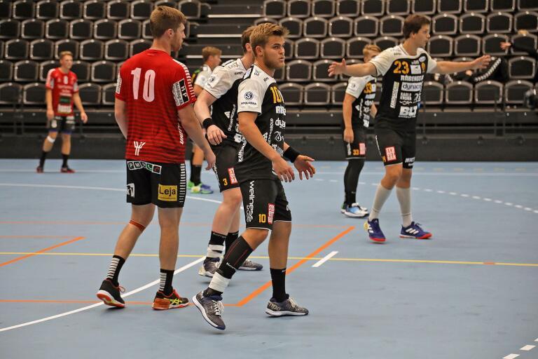 Erik Borgenhäll gjorde åtta mål för sitt HIF Karlskorna mot AIK.