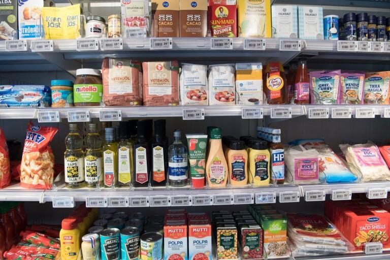 Avgiftsdöden hotar småbutiker