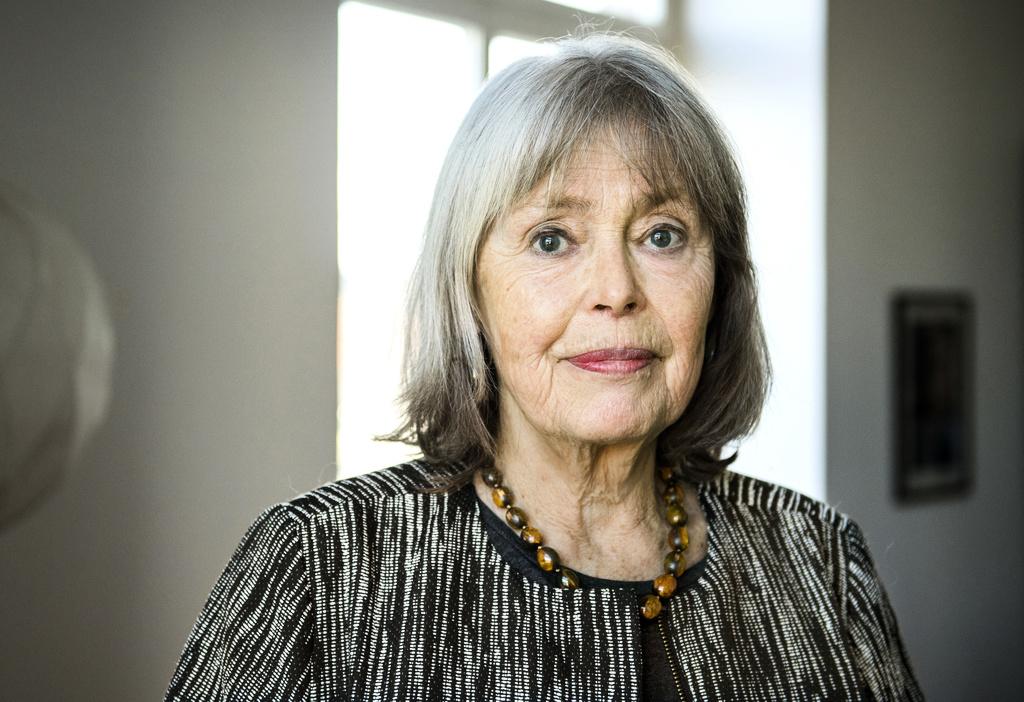 Agneta Pleijel vårdades i respirator för tbe
