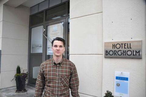 """Stora förändringar på Hotell Borgholm – """"Ska bli mer publikt"""""""