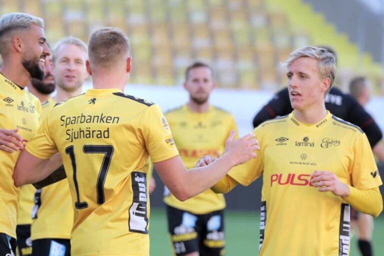 Elfsborg bröt tunga trenden – tog klar seger mot Kalmar