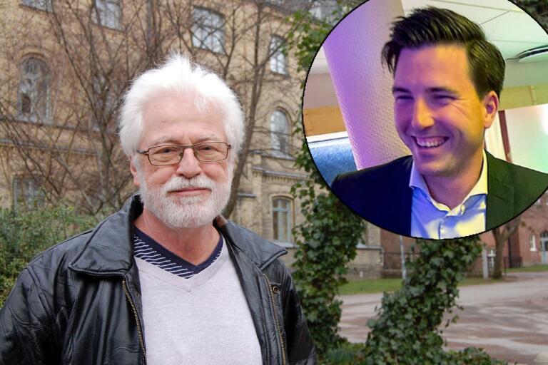 """Anders Sannerstedt säger att det finns """"Patric Åberg""""-effekt."""