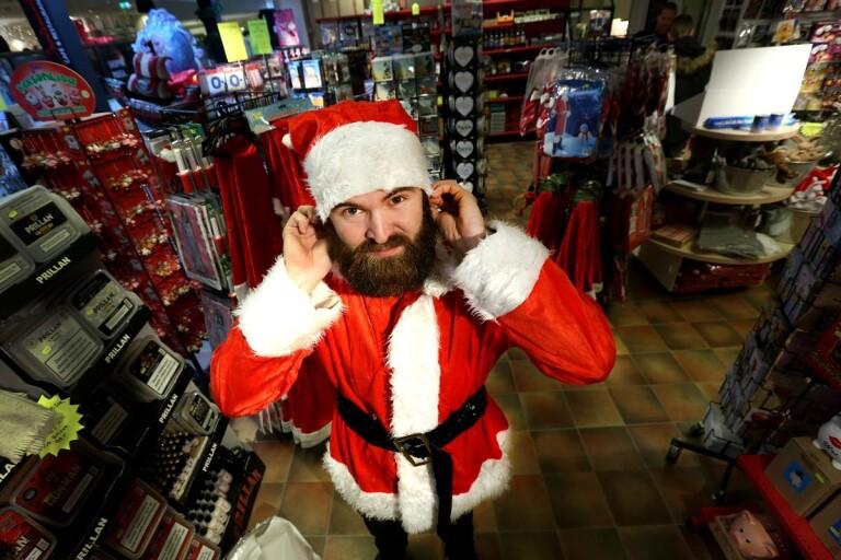 I år blir jultomten från Borås digital – så fler kan få besök