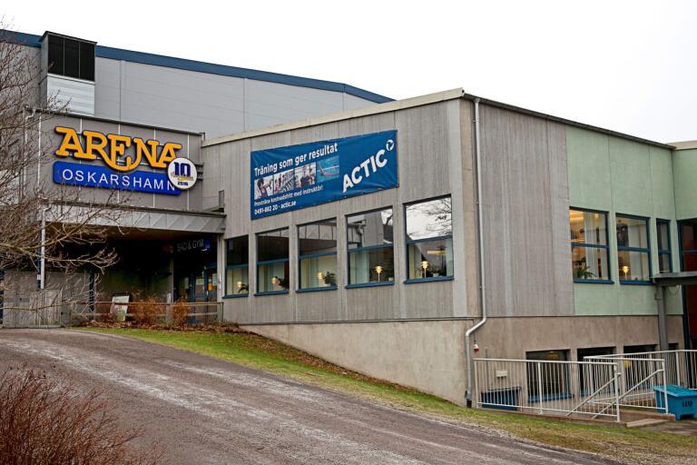 Arena Oskarshamn.
