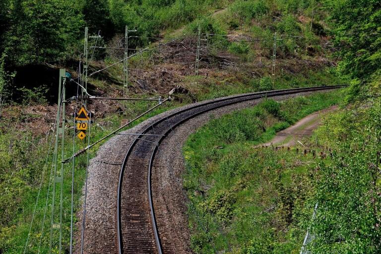 JUST NU: Stopp i tågtrafiken