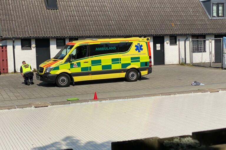 Elev drunknade när skolklass i Falsterbo badade