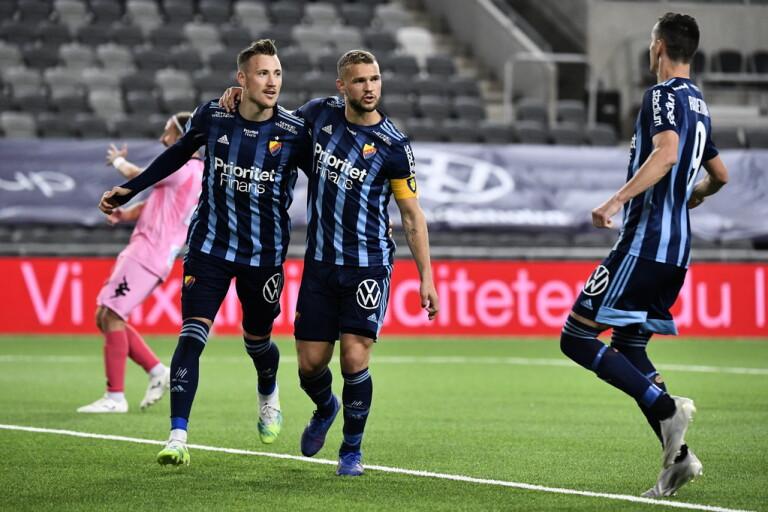 Hemmaplan för svensklagen i playoff