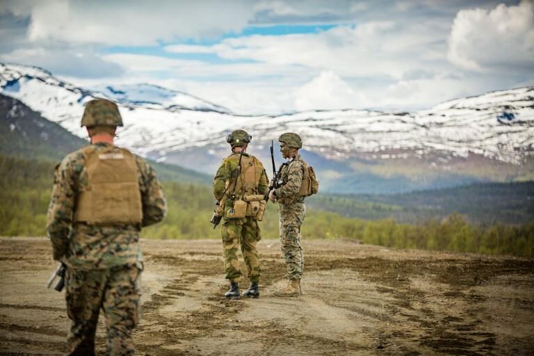 Norges säkerhet är också vår