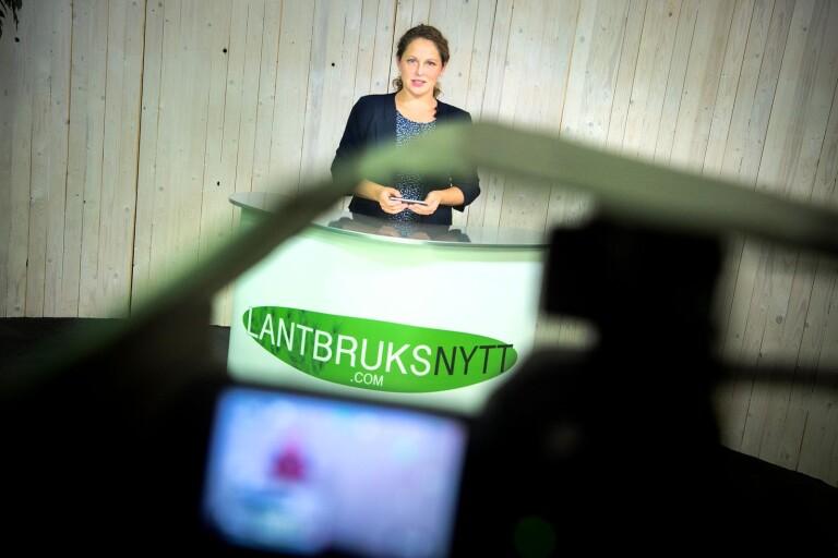 Lantbruksnytt lockar tittare i hela Sverige