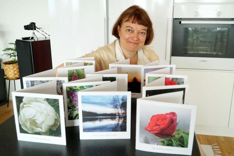 Hon spred sina naturbilder på Instagram – nu finns de till försäljning