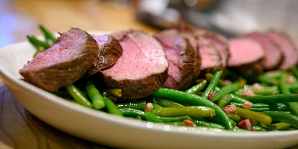 Oavsett framtidens köttkonsumtion måste dagens slakteriavfall tas om hand.