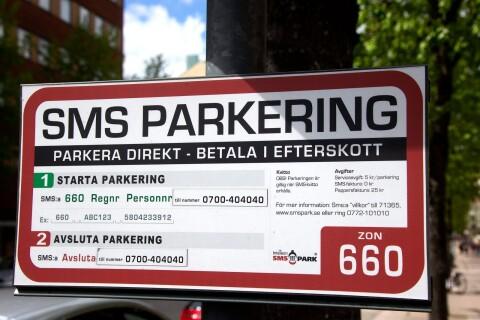 Insändare: Ska det vara så svårt att betala parkeringen?