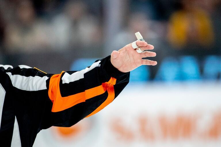 Ytterligare ett par ögon kommer att bevaka hockeyallsvenskan.