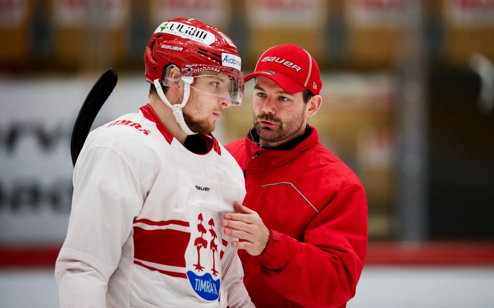 Tidigare Trojamålvakten klar för KHL-klubb