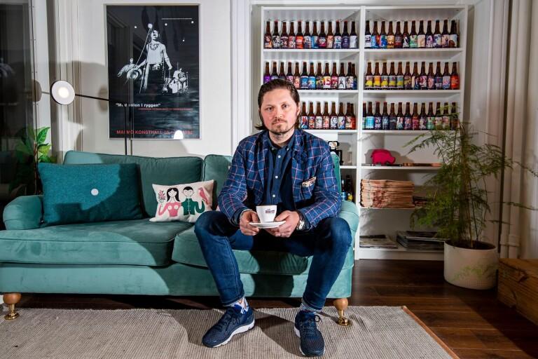 """Robin Åkerman: """"Vi jobbar alltid med krishanteringar"""""""
